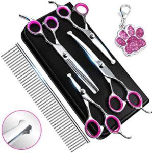 Healsell Poodle Grooming Scissors