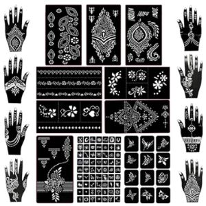 Koogel Henna Tattoo Pattern