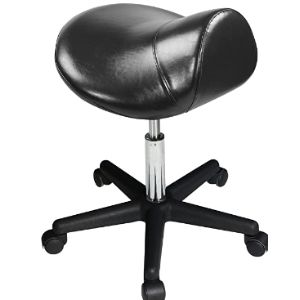 Master Massage Equipment Saddle Swivel Office Chair