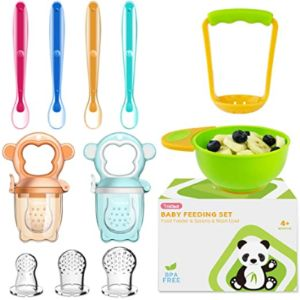 Michef Baby Food Feeder Pacifier