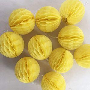 N-A Tissue Paper Flower Ball