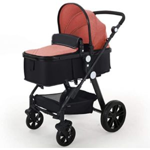 Wonfuss Newborn Baby Carriage