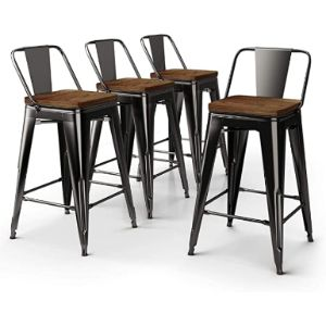 Vipek Bar Stool Chair Set
