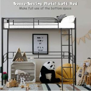 Giantex Dorm Bunk Bed Ladder