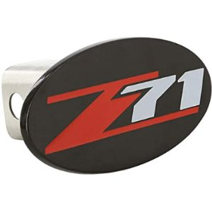 Gm Z71 Trailer Hitch Cover