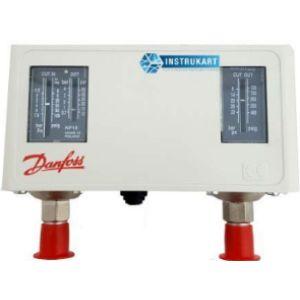 Danfoss Water Pump Low Pressure Switch