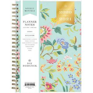 Blue Sky Academic Vertical Weekly Planner