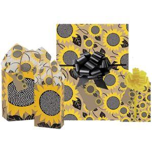 Gift Basket By Debbie Tissue Paper Sunflowers