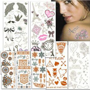 Skin Couture Bracelet Henna Tattoo