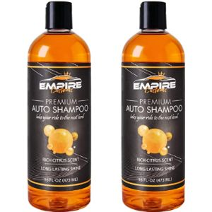 Empire Customs Detergent Car Wash