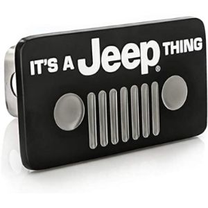 Jeep Custom Trailer Hitch Plug