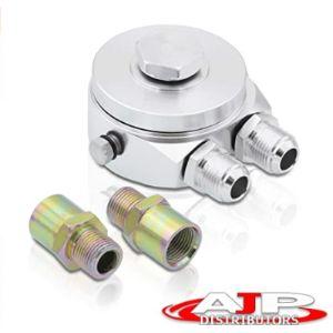 Ajp Distributors Oil Filter Relocation Adapter