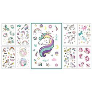 Fabxtra Unicorn Tattoo Design
