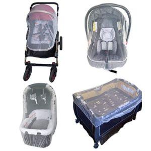 Enovoe Mosquito Net Baby Stroller