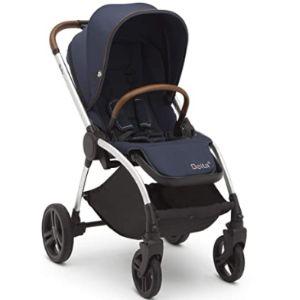 Delta Children Leather Baby Stroller