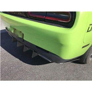 Authority Motorsport Challenger Rear Bumper Diffuser