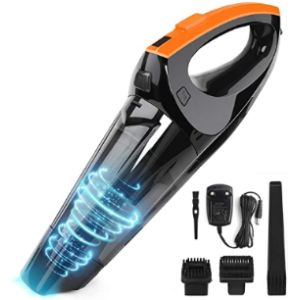 Vacpower Battery Powered Portable Vacuum