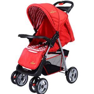 Homgx Baby Stroller Easy Fold