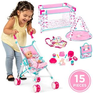 Best Choice Products Doll Chest Carrier