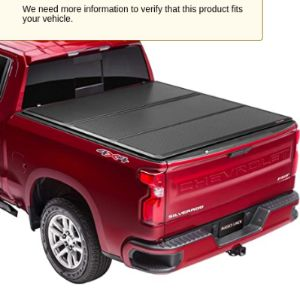 Rugged Liner Honda Fit 2017 Cargo Cover