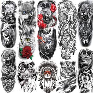 Sanata Design Owl Tattoo