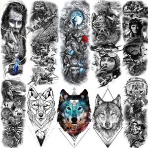 Sanata Tattoo Pattern Geometric