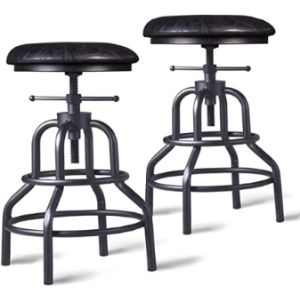 Diwhy Adjustable High Stool