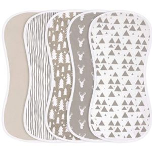 Babebay Burp Cloth Gift Set