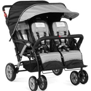 Foundations Umbrella Attachment Baby Stroller