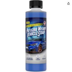 Mission Automotive Biodegradable Car Wash Soap