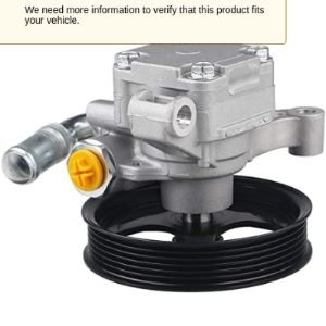 Wmphe Steering Gear Pump