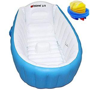 Coaon2 Large Toddler Inflatable Bathtub
