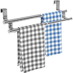 Visit The Hapirm Store Towel Rack Inside Cabinet Door