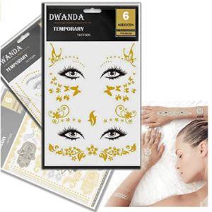 Dwanda Duration Henna Tattoo