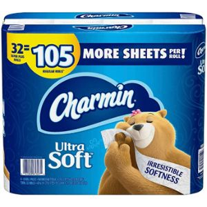 Charmin Thickness Tissue Paper