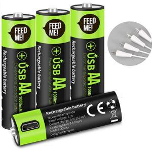 Zonhood Mah Battery Life