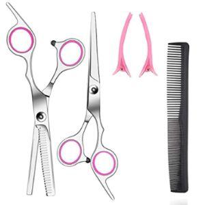 Visit The Msdada Store Pink Hairdressing Scissors