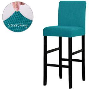 Lansheng Bar Stool Chair Cover
