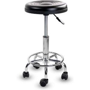 Mountit Adjustable Round Stool