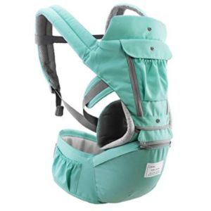 Insular Baby Front Facing Wrap Carrier