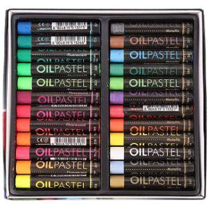 Dewin Oil Pastel Picture