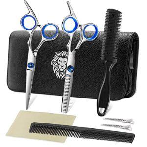 Plyrfoce Barber Scissors Set