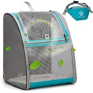 Halinfer Backpack Pet Carrier Airline Approved
