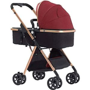 Zyk Luxury Baby Carriage