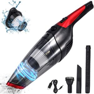 Fityou Portable Vacuum Cleaner With Hose