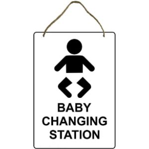 Toplastt Symbol Baby Changing Station