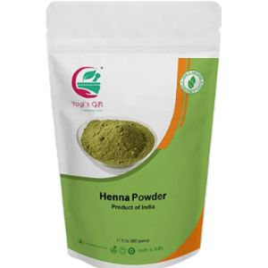 Yogis Gift Henna Herbal Powder