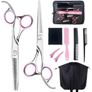 Astraet Pink Hairdressing Scissors