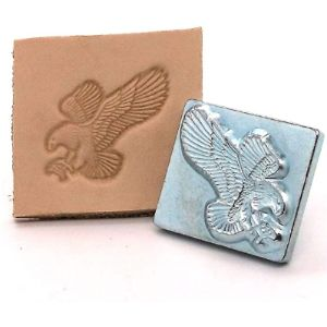 Tandy Eagle Leather Stamp