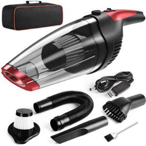 Solpuo Usb Car Vacuum Cleaner